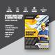 Construction & Renovation Flyer - GraphicRiver Item for Sale