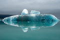 Melting icebergs as a result of climate change floating in Jokulsarlon glacial lagoon. Iceland - PhotoDune Item for Sale