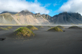 Icelandic landscape, view of Vestrahorn mountain on the Stokksnes peninsula. Hofn, Iceland - PhotoDune Item for Sale