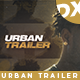Urban Trailer - VideoHive Item for Sale