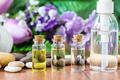 Bottle essential oil for spa massage-4 - PhotoDune Item for Sale