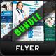 Medical/Dental Care Flyer Bundle - GraphicRiver Item for Sale