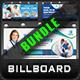 Medical/Dental Care Billboard Bundle - GraphicRiver Item for Sale