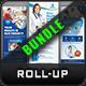 Medical/Dental Care Roll-Up Banner Bundle - GraphicRiver Item for Sale