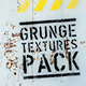 109 Grunge Background Textures Pack - GraphicRiver Item for Sale