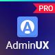 AdminuxPRO Dashboard HTML Bootstrap 4, Angular 8, React, laravel Starterkit - ThemeForest Item for Sale