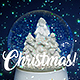 Christmas Snowball Card - VideoHive Item for Sale