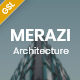 Merazi – Architecture Google Slides Template - GraphicRiver Item for Sale
