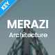 Merazi – Architecture Keynote Template - GraphicRiver Item for Sale