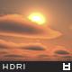 High Resolution Sky HDRi Map 666