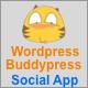 Wordpress Buddypress Social App - CodeCanyon Item for Sale