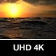Ocean Sunset Loop - VideoHive Item for Sale