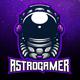 AstroGamer Sports Logo - GraphicRiver Item for Sale