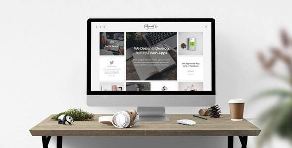 Download Ridgewood – A Clean Creative Drupal Theme with Portfolio