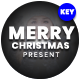 Merry Christmas Keynote Template - GraphicRiver Item for Sale
