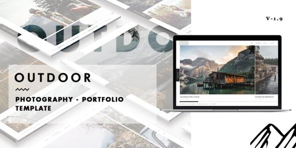 Outdoor -   Photography / Portfolio Template
