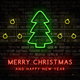 Neon Christmas - VideoHive Item for Sale