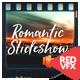 Romantic Slideshow / Film Frames Slide - VideoHive Item for Sale