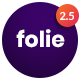 Folie | Creative Portfolio WordPress