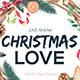 Christmas Festival Love - GraphicRiver Item for Sale