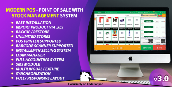 Codecanyon | Modern POS - Point of Sale with Stock Management System Free Download #1 free download Codecanyon | Modern POS - Point of Sale with Stock Management System Free Download #1 nulled Codecanyon | Modern POS - Point of Sale with Stock Management System Free Download #1