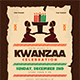 Kwanzaa Event Flyer - GraphicRiver Item for Sale