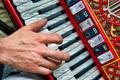 Detail of a popular folk accordion - PhotoDune Item for Sale