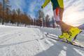Detail of uphill ski touring - PhotoDune Item for Sale