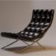 Chair Barcelona 3D - 3DOcean Item for Sale