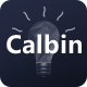 Calbin - Creative Agency PSD Template - ThemeForest Item for Sale