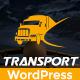 Transport & Logistics WordPress Theme - ThemeForest Item for Sale