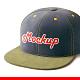 Snapback Cap Mock-up - GraphicRiver Item for Sale