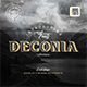 Deconia Fonts - GraphicRiver Item for Sale