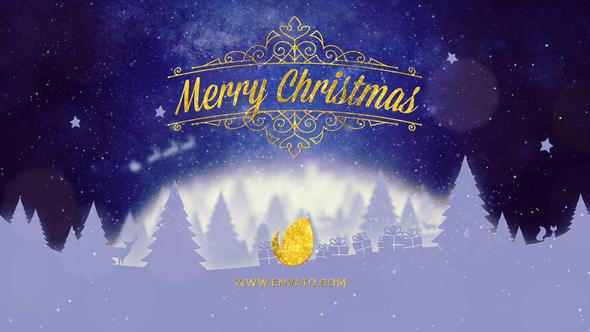 Christmas Paper Opener