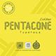 Pentacone Fonts - GraphicRiver Item for Sale