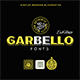 Garbello Fonts - GraphicRiver Item for Sale