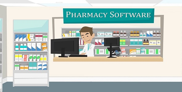 Pharmacy Retail Software supported with Indian GST Download