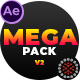 Mega Graphics Pack - VideoHive Item for Sale