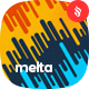 Melta - Abstract Flat Melting Backgrounds - GraphicRiver Item for Sale