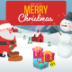 Cartoon Christmas Wishes - Christmas Opener - VideoHive Item for Sale