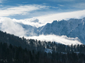 Carpathian Mountains in Winter - Bucegi, Romania - PhotoDune Item for Sale