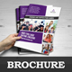 Education Brochure Indesign Template - GraphicRiver Item for Sale