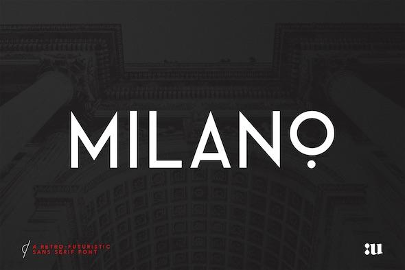 Milano Sans
