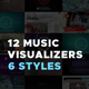 Music Visualizers Pack - VideoHive Item for Sale