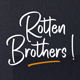 Rotten Brothers - Handwritten font - GraphicRiver Item for Sale