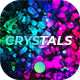 120 Crystals Backgrounds - GraphicRiver Item for Sale