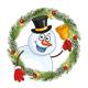 Snowman Christmas Illustrations Set - GraphicRiver Item for Sale