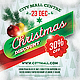 Christmas Discount Flyer - GraphicRiver Item for Sale