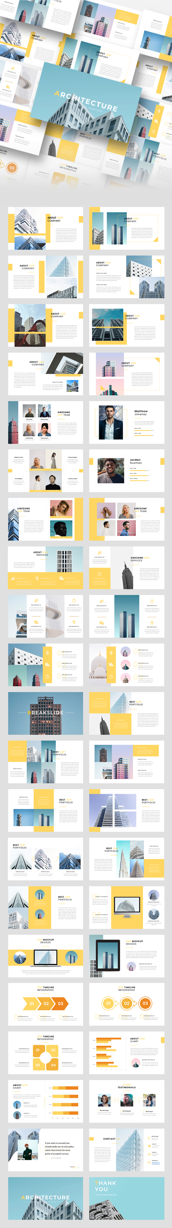 Architecture – Building Keynote Template