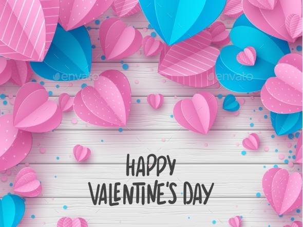Happy Valentine s Day Greeting Card